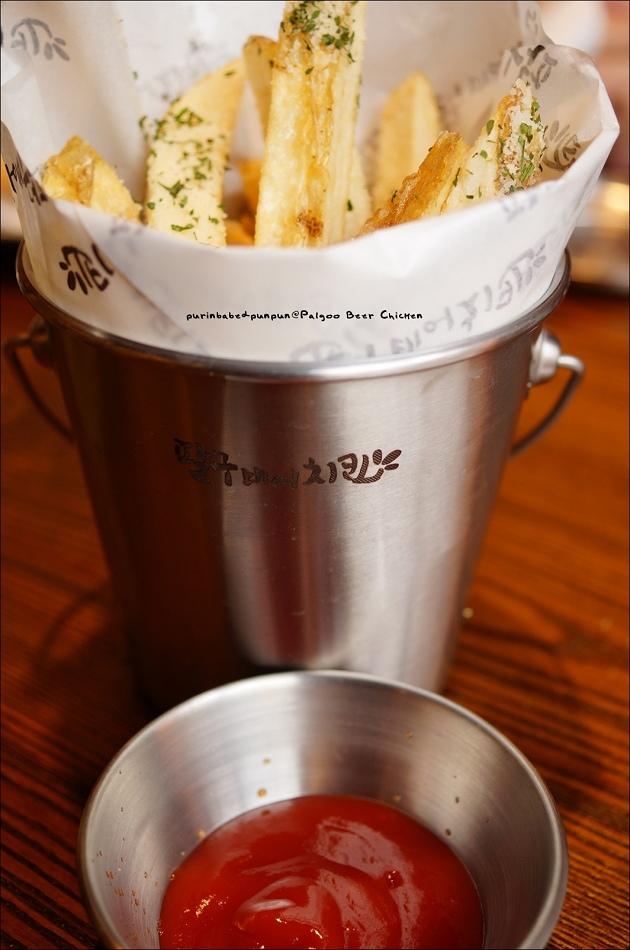 30手工薯條