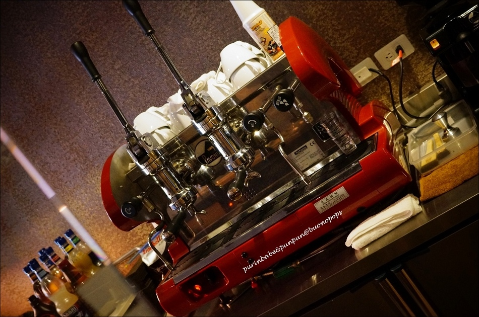 26Pavoni拉霸咖啡機