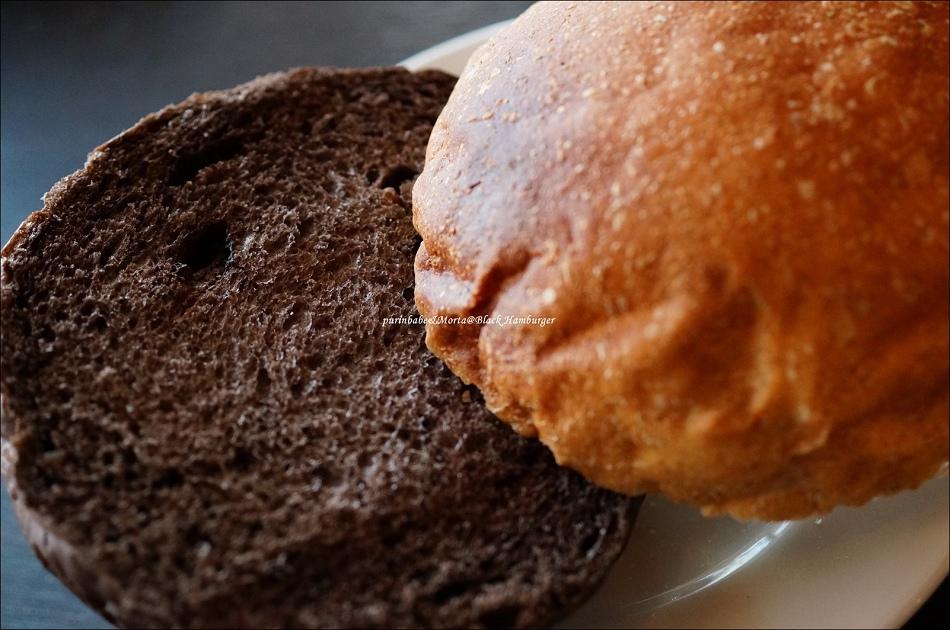 17麵包show手感烘焙黑白麵包