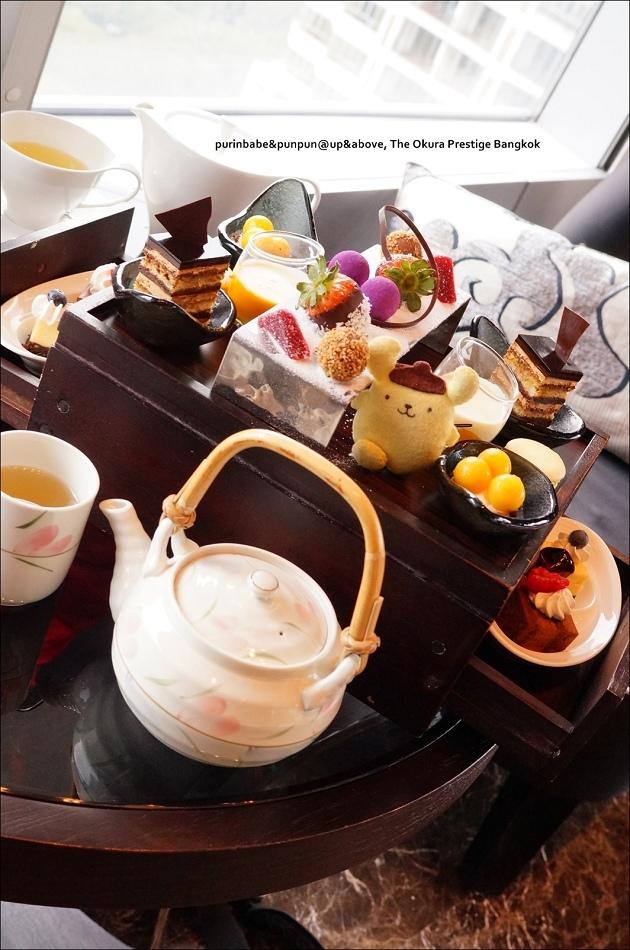 31大倉飯店下午茶