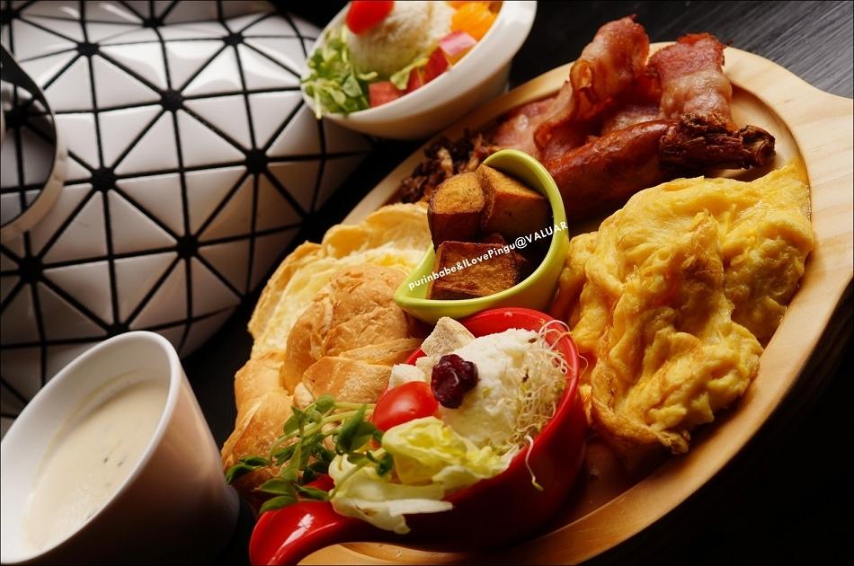 26英式早餐套餐
