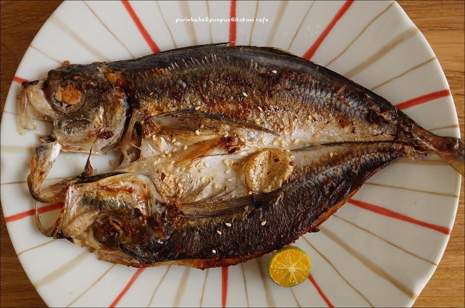 37竹筴魚一夜干