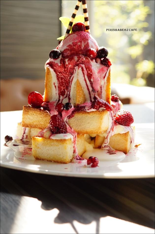 34莓果森林蜜糖吐司1