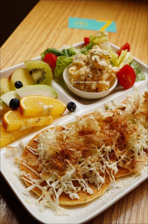 30日式和風章魚燒煎餅1