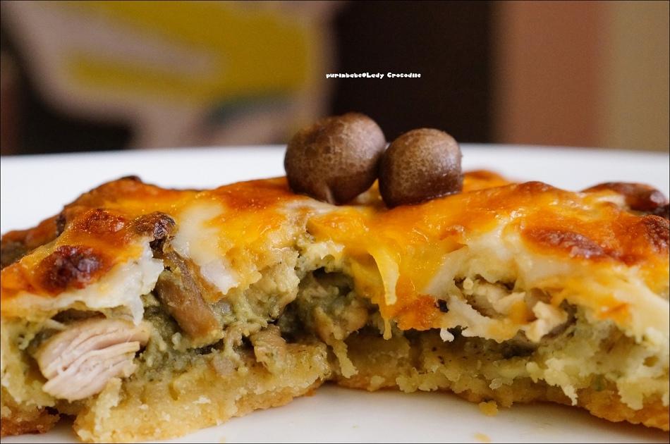 27青醬乳酪野菇雞肉派3