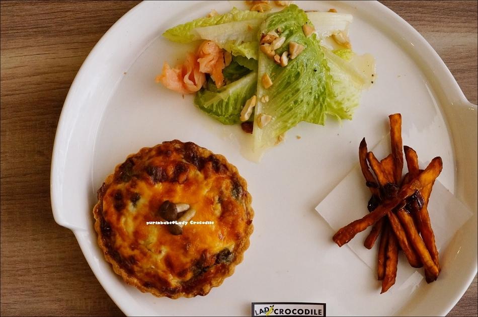 25青醬乳酪野菇雞肉派1