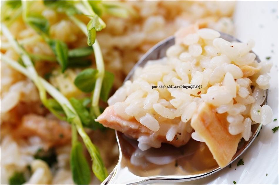34奶油挪威鮭魚燉飯3