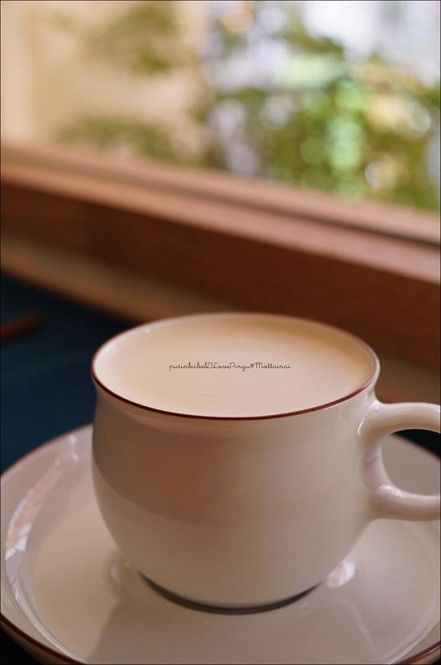 33熱有機黑烏龍奶茶1