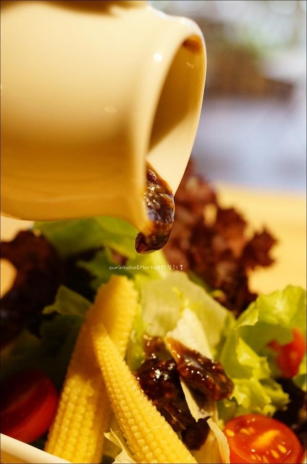 27芝麻油醋醬