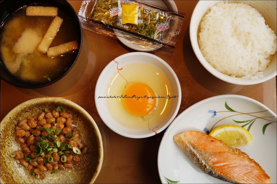 19銀鮭朝食
