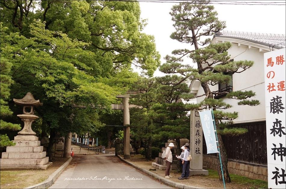 8藤森神社