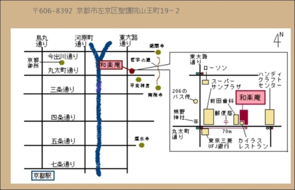 41和樂庵地圖