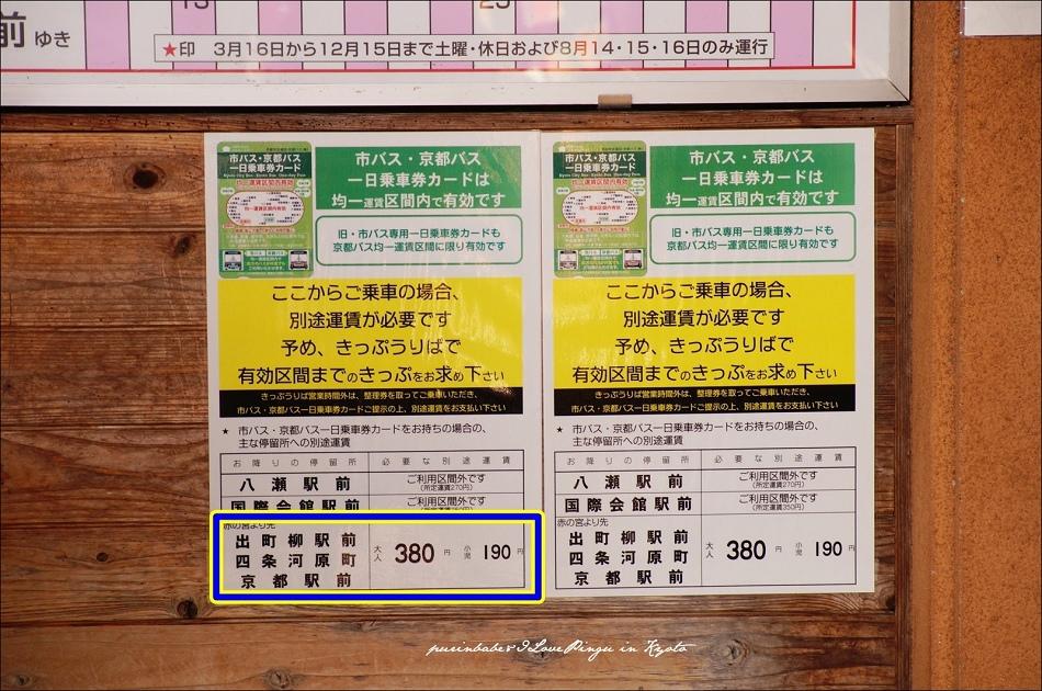 7巴士一日券補380日圓