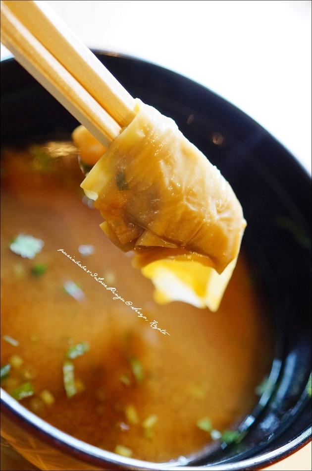 32味噌湯
