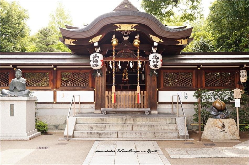 17晴明神社本殿