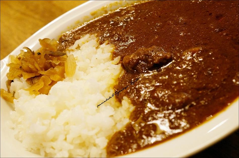 31自家製燉牛肉咖哩飯1