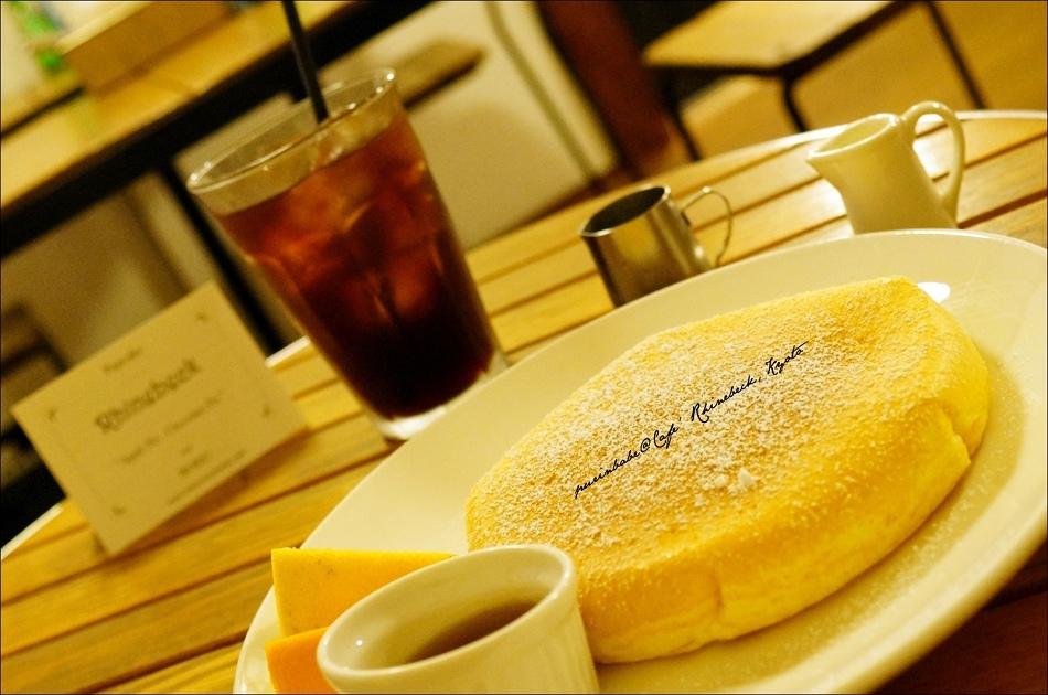 20Ricotta Pancake附飲料