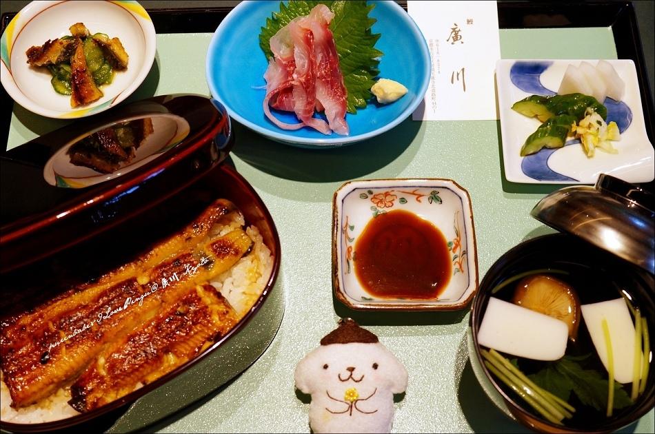 23鰻魚重定食