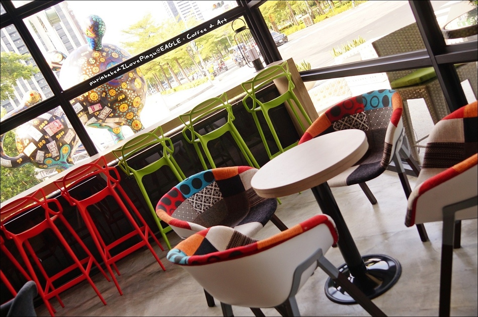 6eagle咖啡藝廊一樓2