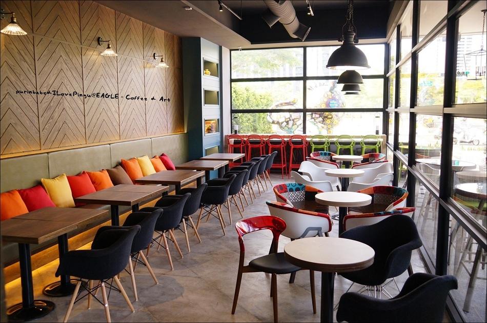 5eagle咖啡藝廊一樓1