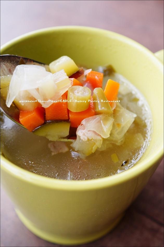 35蔬菜清湯