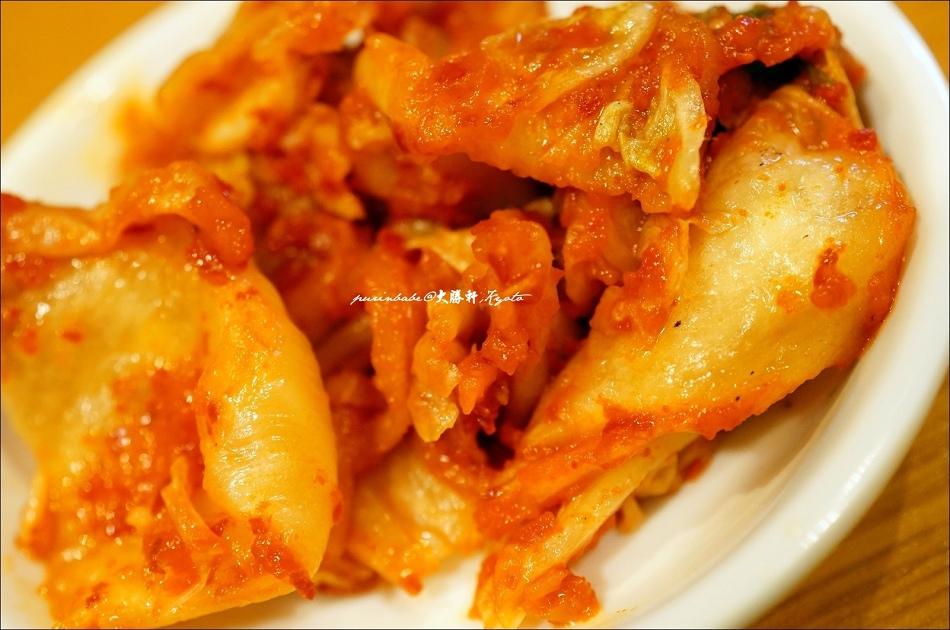 10韓式泡菜