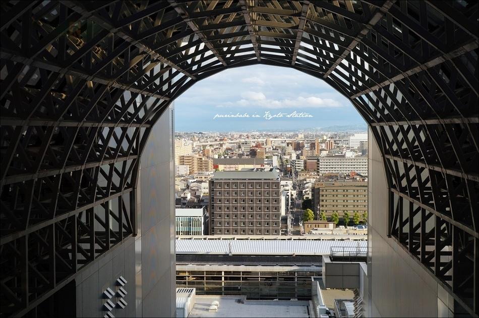 3京都車站空中徑路