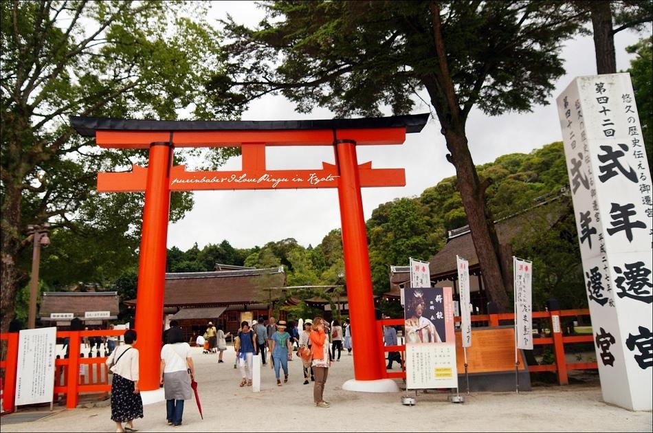 25上賀茂神社二鳥居