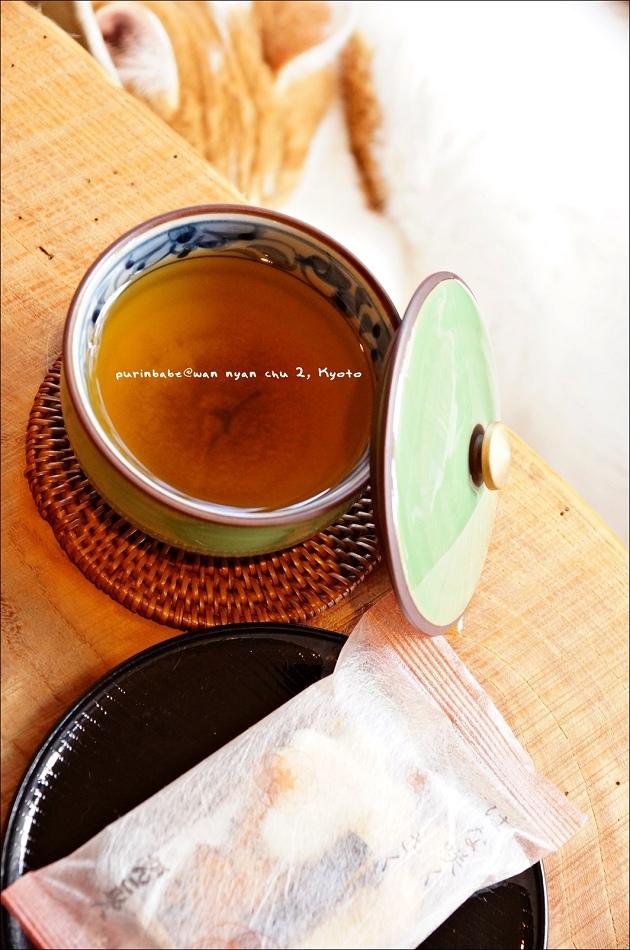 13焙茶與仙貝
