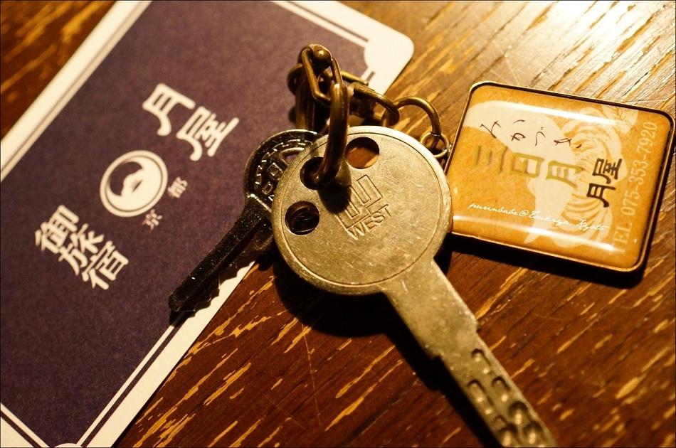 25大門及房間鑰匙