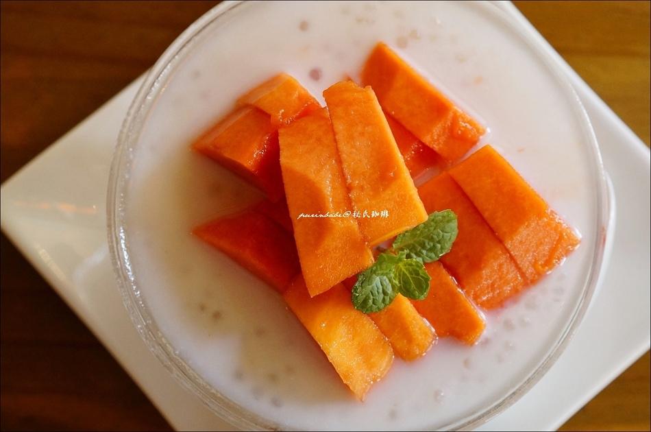 26木瓜西米露1