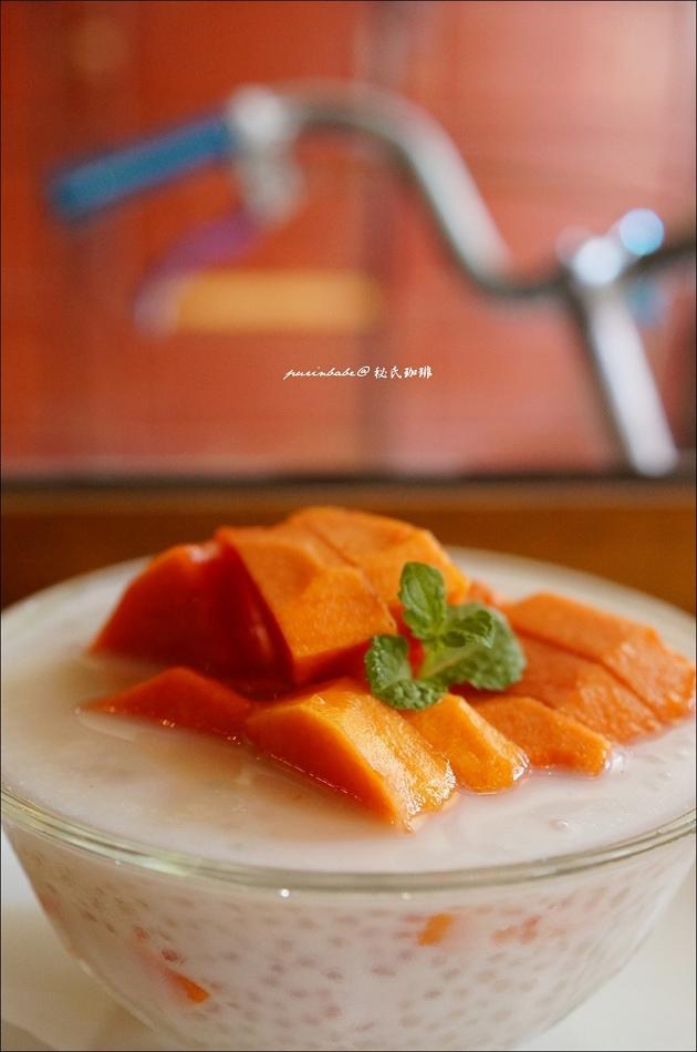 27木瓜西米露2