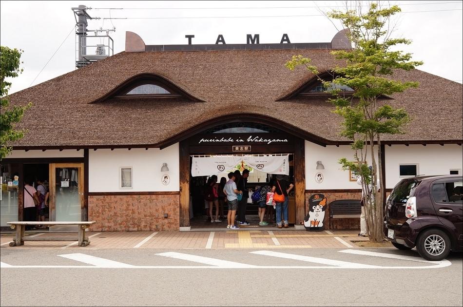 25和歌山電鐵貴志站2