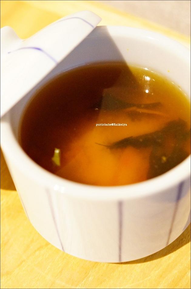 20味噌湯
