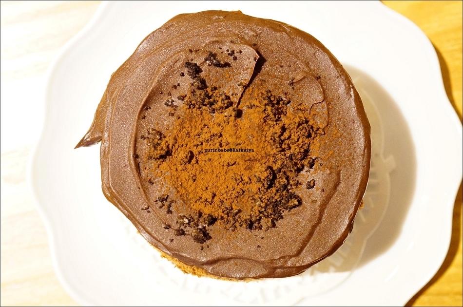 26巧克力小惡魔戚風蛋糕2