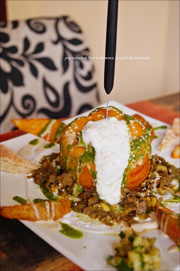 37雅法香料羊肉希臘甜椒燉飯1