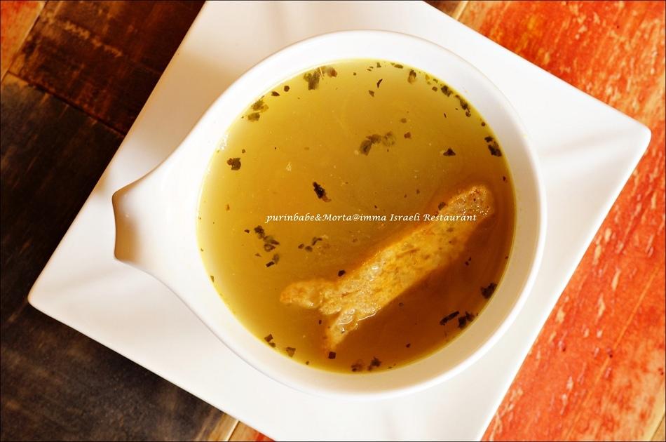 31imma特製蔬菜湯