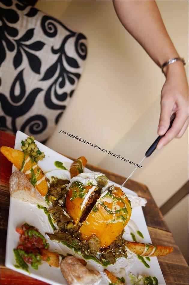 39雅法香料羊肉希臘甜椒燉飯斷面1