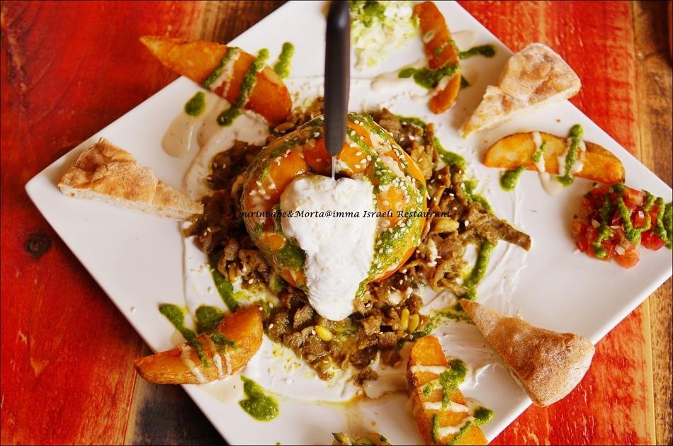 38雅法香料羊肉希臘甜椒燉飯2