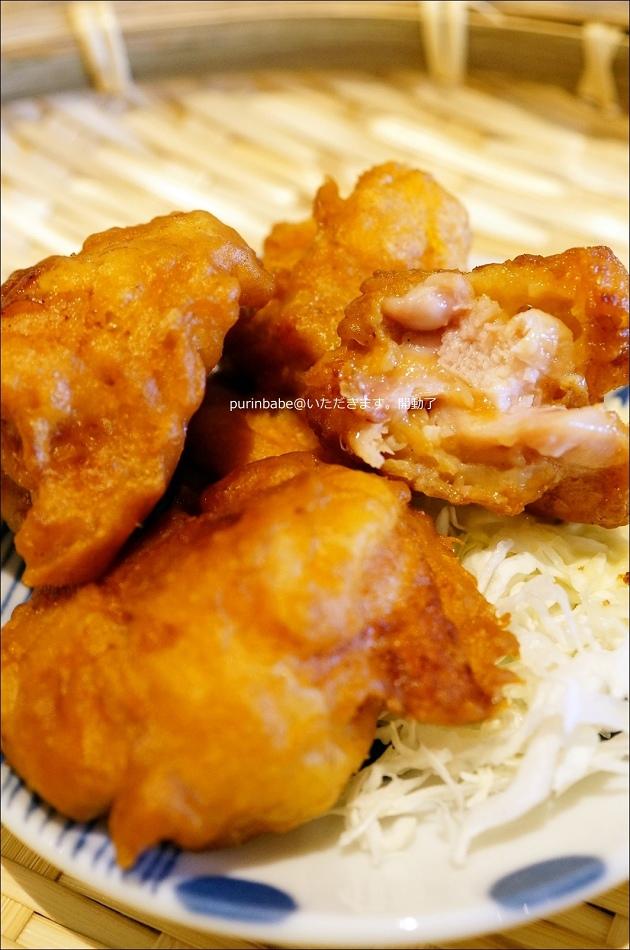 31雞肉唐揚斷面