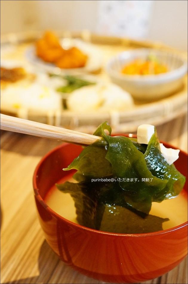 28味噌湯