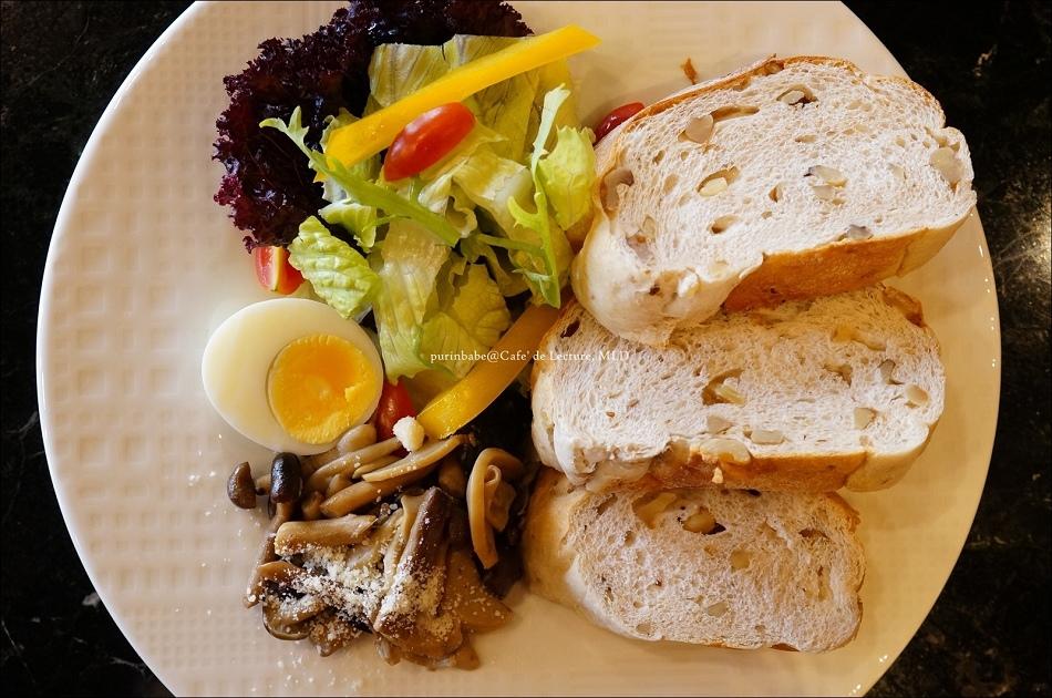 25核桃牛奶麵包餐