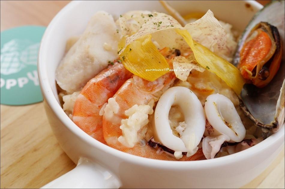 18匈牙利海鮮白醬燉飯2