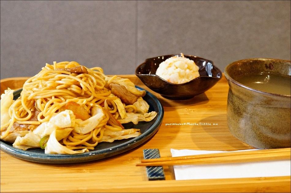 18日式炒麵套餐