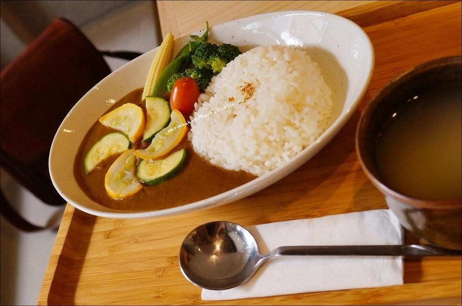 23季節野菜咖哩2