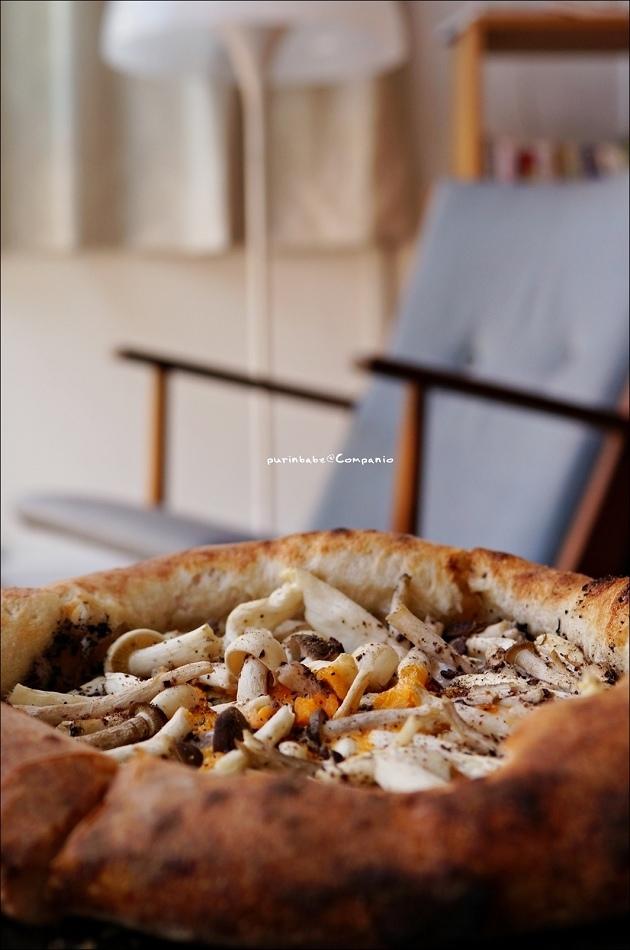 27野菇松露披薩1