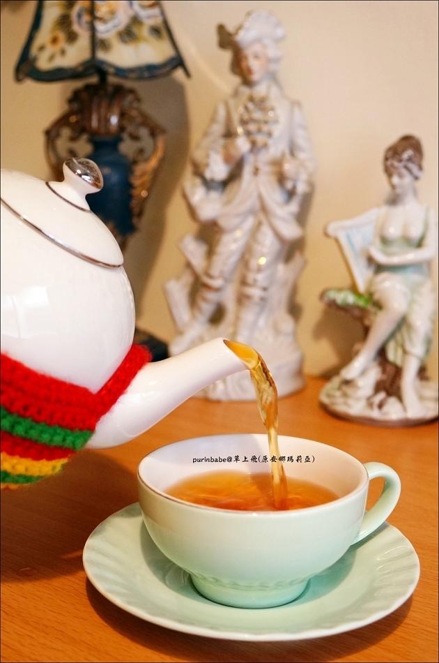 18古銀壺調和紅茶2