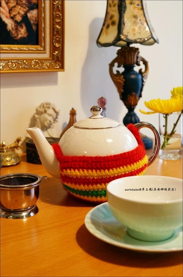 17古銀壺調和紅茶1