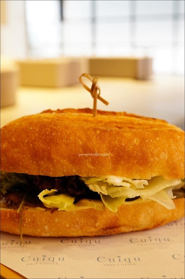 28羅斯特艾曼達烤牛三明治2