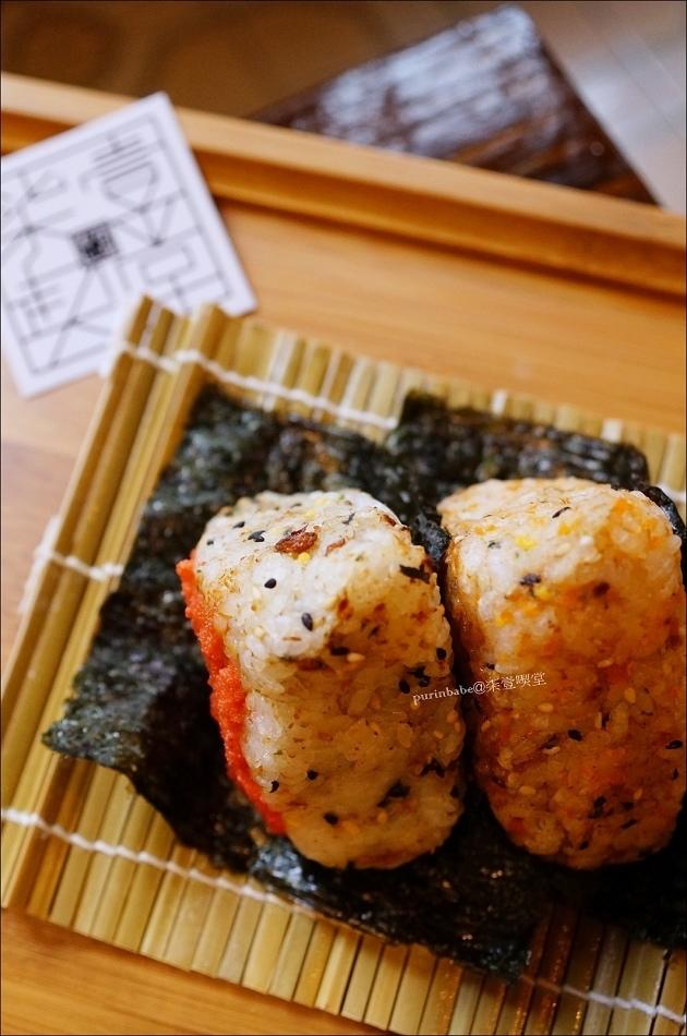 33明太子 鮭魚飯糰1